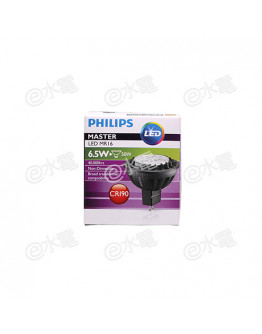 Philips Master LED MR16 6.5W GU5.3 Warm White 24D 12V