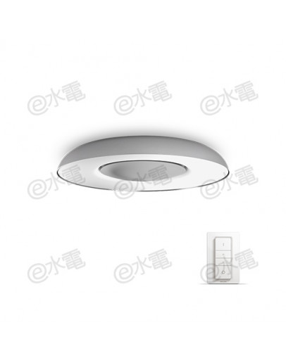 Philips hue White Ambiance 32613 Still LED Ceiling Light 32W Aluminium [with dimmer]
