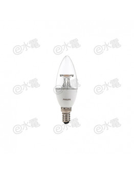 Philips CorePro LED Bulb 5.5-40W E14 2700K B35 CL