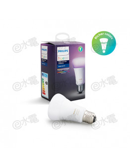 Philips hue White and Color Ambiance 10W A60 E27 Single bulb