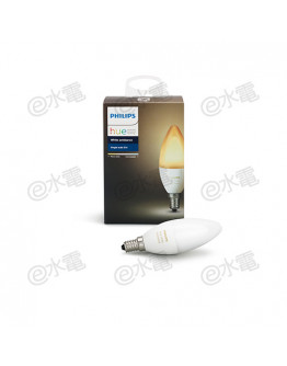 Philips hue White Ambiance 6W B39 E14 Single bulb (Warm White to Cool Daylight)