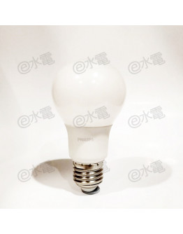 Philips LED Bulb Gen8 6W E27 Screw-in base 3000K Neutral Warm White