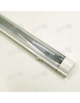 BMC 28W T5 Single Batten with plastic cover and switch (exclude lamp)