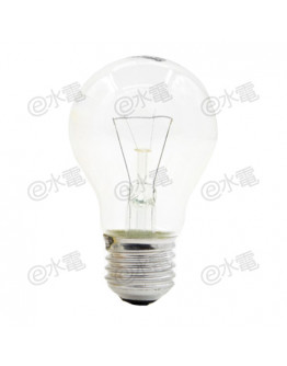 Philips GLS Incandescent Lamp 60W E27 (Clear)