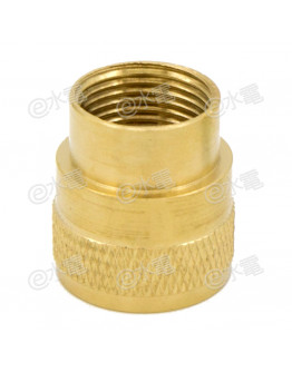 COT 20×20mm Brass Male Adaptor