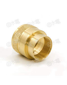 COT 25×25mm Brass Male Adaptor