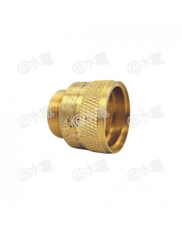 COT 25×25mm Brass Female Adaptor