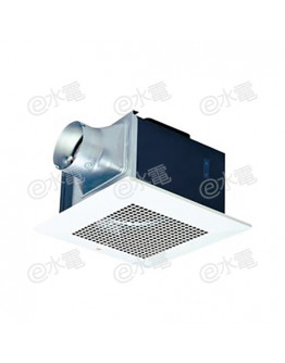 "KDK 24CMDA 9.6"" Ceiling Mount Ventilating Fan (165CMH Air Volume)"