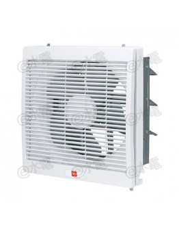 "KDK 25DLC07 10"" Wall Mount Ventilating Fan (with front louver)"