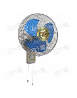 "KDK M30CH 12"" Wall Fan Blue"