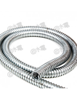 KS KSM16 16mm Electro-Galv. Steel Flexible Conduit Commercial Type (30m)
