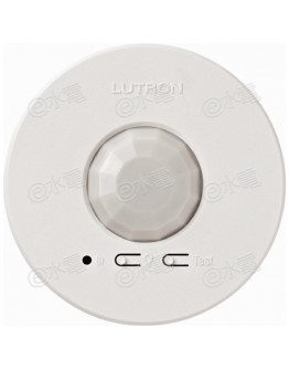 Lutron Energi TriPak® Radio Powr Savr™ Ceiling-mount 360° Occupancy/Vacancy Sensor (White)