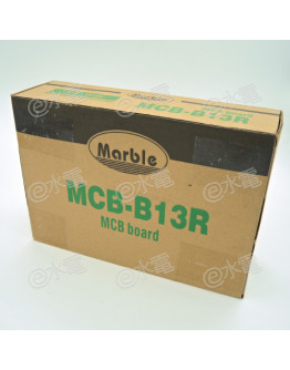 Marble MCB-B13R 13-ways MCB Board (Suitable for RCCB)
