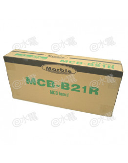 Marble MCB-B21R 21-ways MCB Board (Suitable for RCCB)