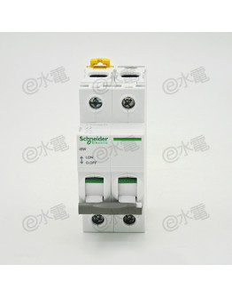Schneider MG iSW 40A 2 Pole AI isolating switch