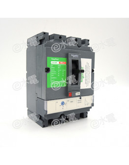 Schneider MG CVS100 40A 36kA 3 Pole Molded-case circuit breaker (MCCB) Black