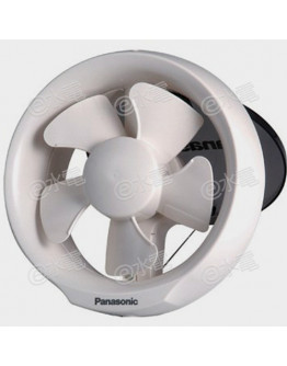 "Panasonic FV-15WU507 15cm/6"" Round Type Window Mount Ventilating Fan (White)"