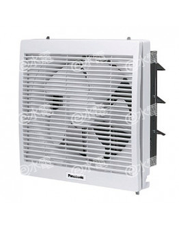 "Panasonic FV-20DL307 20cm/8"" Square Type Wall Mount Ventilating Fan (White)"