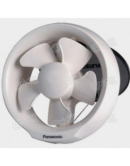 "Panasonic FV-20WU507 20cm/8"" Round Type Window Mount Ventilating Fan (White)"