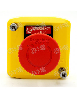 Schneider Harmony XALK XALK178C emergency stop push-button